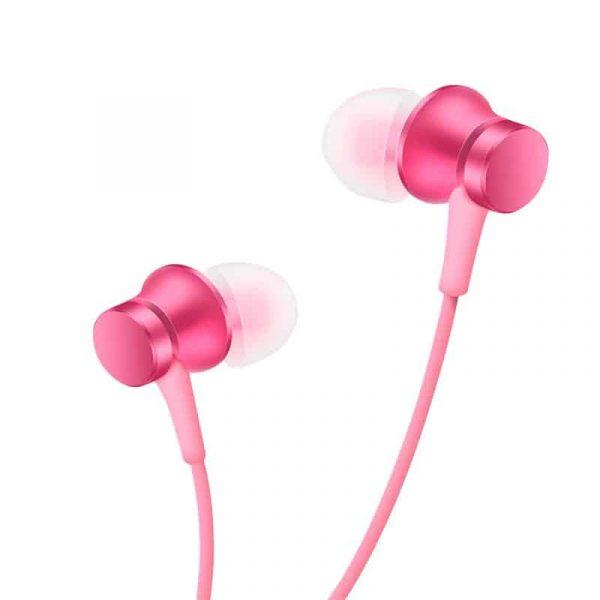auriculares 35 mm universal original xiaomi jack 35 mm rosa con blister2
