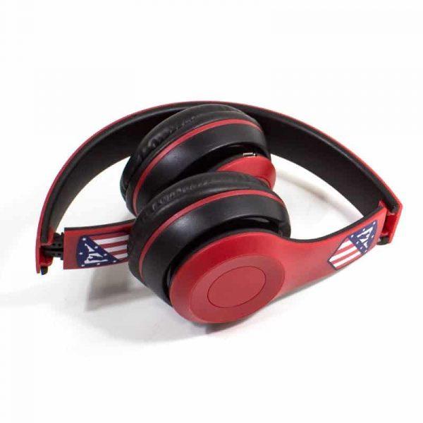 auriculares stereo bluetooth cascos licencia futbol atletico de madrid2