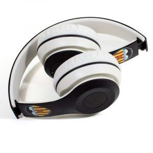 auriculares stereo bluetooth cascos licencia futbol valencia cf 1