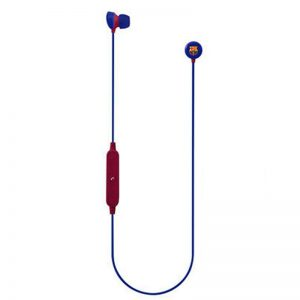 auriculares stereo bluetooth deportivos universal licencia futbol fc barcelona2