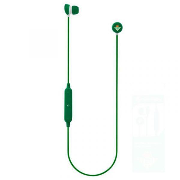auriculares stereo bluetooth deportivos universal licencia futbol real betis2