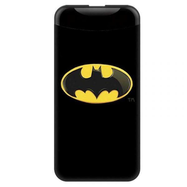 bateria externa micro usb power bank 6000 mah licencia dc batman 1
