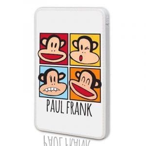 bateria externa micro usb power bank 6000 mah licencia paul frank 1