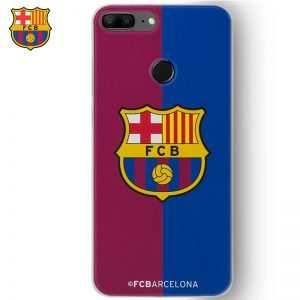 carcasa huawei honor 9 lite licencia futbol fc barcelona blaugrana 1