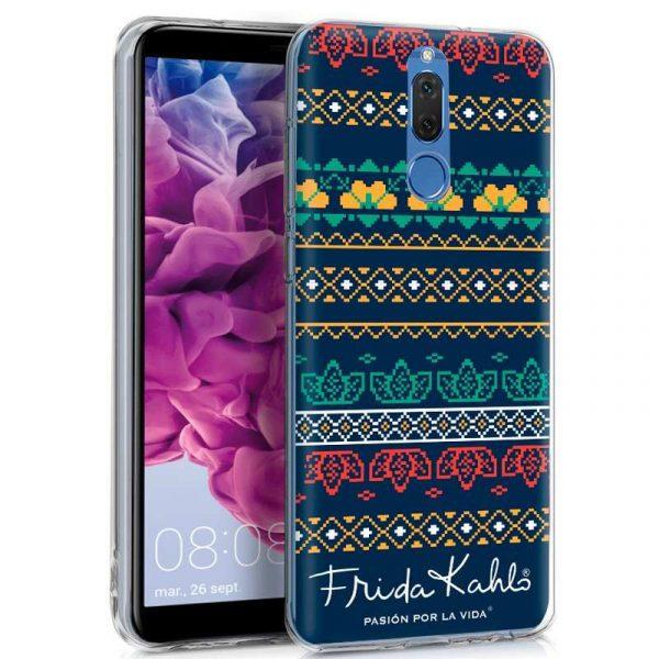Carcasa Huawei Mate 10 Lite Licencia Frida Kahlo Estampado 1