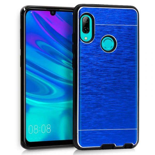 carcasa huawei p smart 2019 honor 10 lite aluminio azul