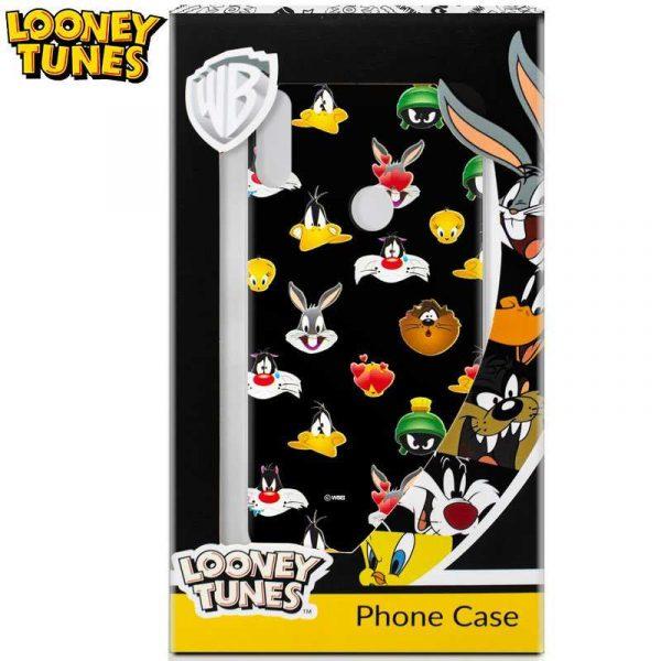 Carcasa Huawei P20 Lite Licencia Looney Tunes Caras 2
