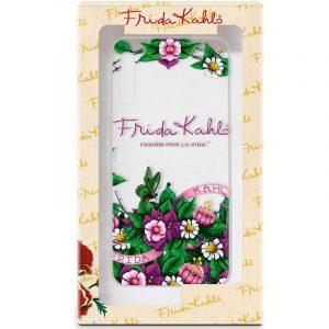 Carcasa Huawei P20 Pro Licencia Frida Kahlo Flores 3