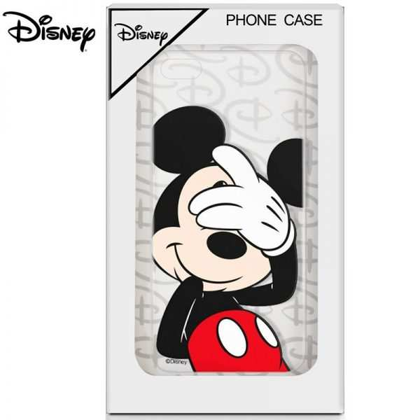 Carcasa Huawei Y5 (2018) / Honor 7S Licencia Disney Clear Mickey 2