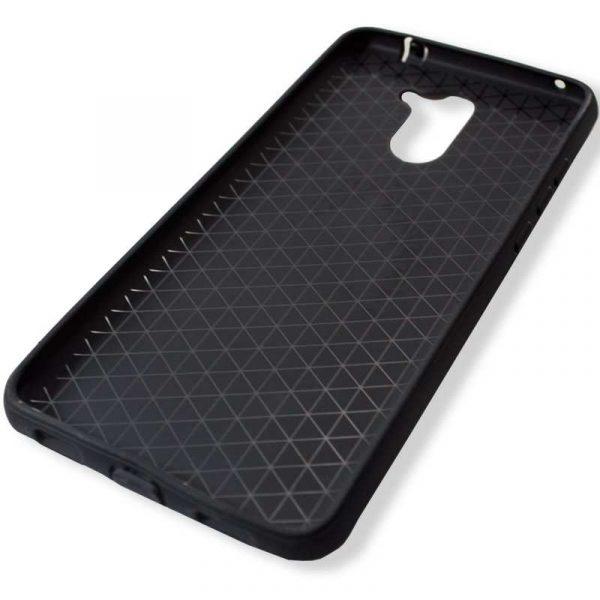Carcasa Huawei Y7 Aluminio Negro 2