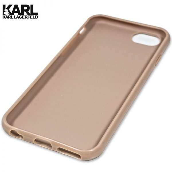 Carcasa iPhone 6 / 6s Licencia Karl Lagerfeld Gatitos 2