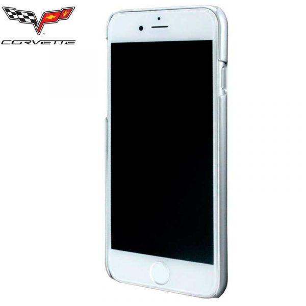 carcasa iphone 6 plus 6s plus licencia corvette azul 1