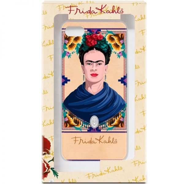 Carcasa iPhone 7 / iPhone 8 / SE 2020 Licencia Frida Kahlo Woman 2