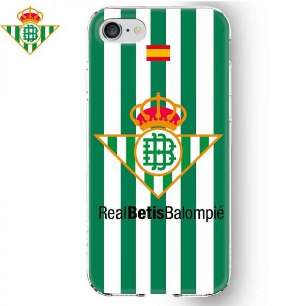 carcasa iphone 7 iphone 8 licencia futbol real betis