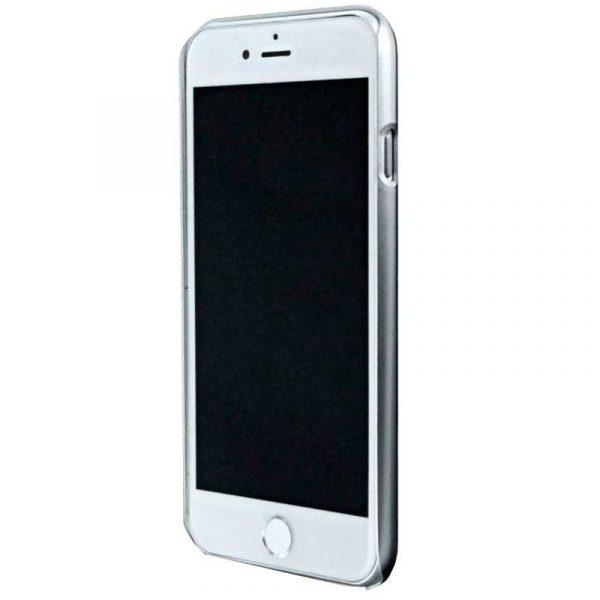 Carcasa iPhone 7 / iPhone 8 / SE 2020 Licencia Mercedes-Benz Aluminio Rojo 4