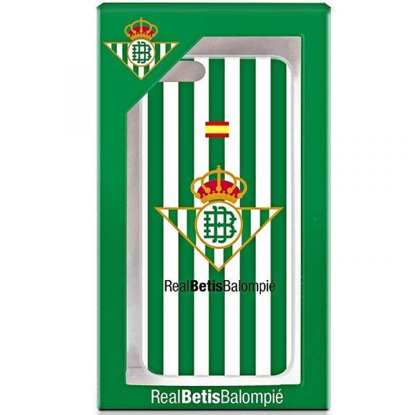 Carcasa iPhone 7 Plus / iPhone 8 Plus Licencia Fútbol Real Betis 2
