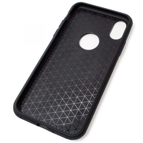 carcasa iphone x iphone xs aluminio azul