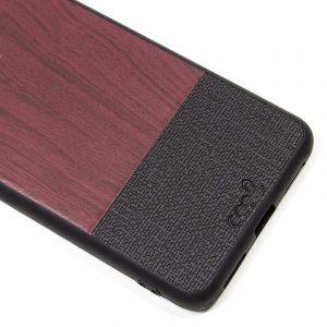 carcasa iphone x iphone xs dibujos madera caoba