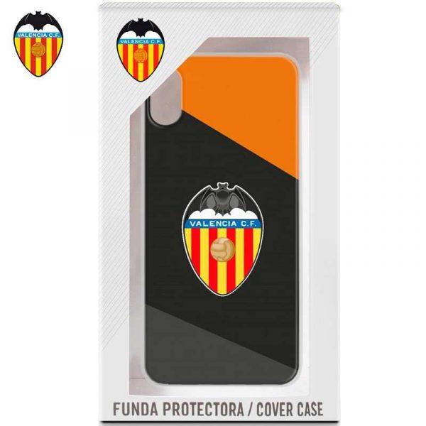 carcasa iphone x iphone xs licencia futbol valencia cf