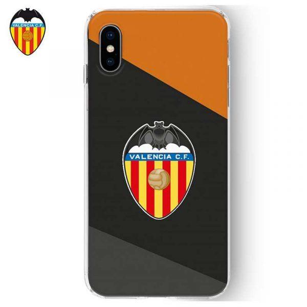 carcasa iphone x iphone xs licencia futbol valencia cf2