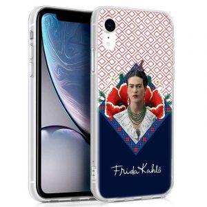 carcasa iphone xr licencia frida kahlo female2