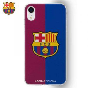 Carcasa iPhone XR Licencia Fútbol F.C. Barcelona Blaugrana 3