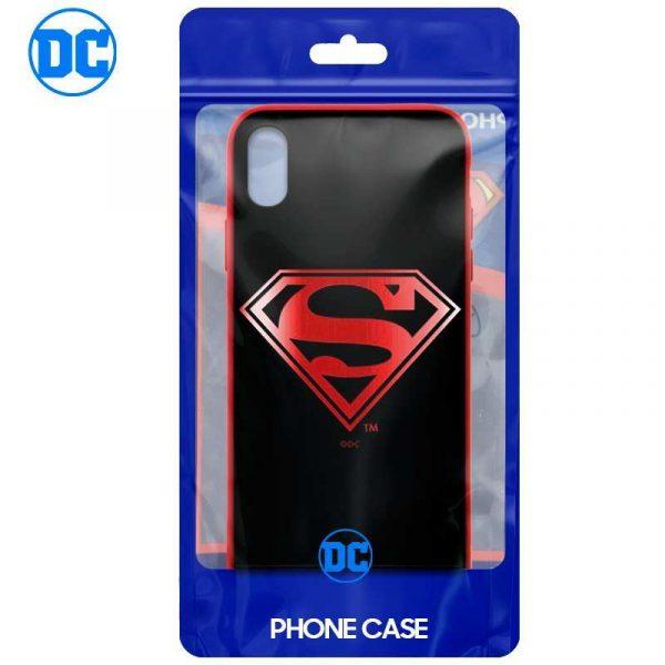 carcasa iphone xs max licencia dc superman 1