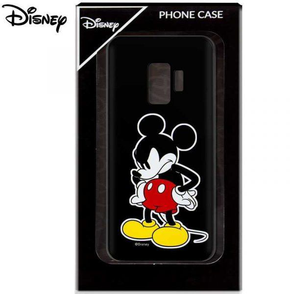 Carcasa Samsung G960 Galaxy S9 Licencia Disney Black Mickey 2