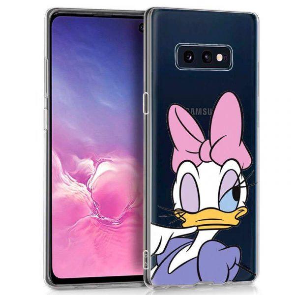 Carcasa Samsung G970 Galaxy S10e Licencia Disney Daisy 1