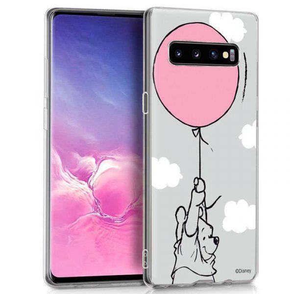 Carcasa Samsung G973 Galaxy S10 Licencia Disney Pooh 1