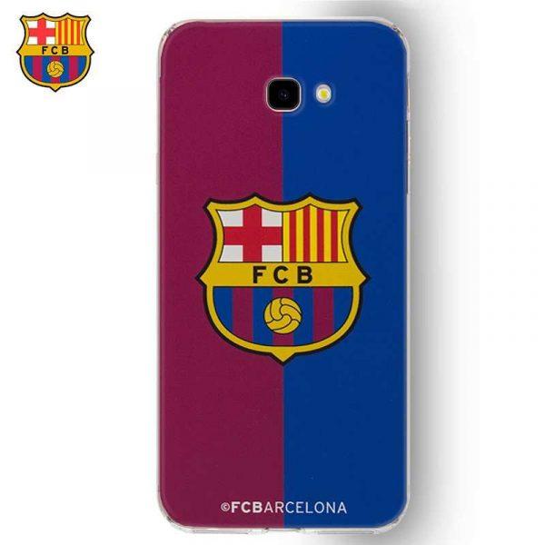carcasa samsung j415 galaxy j4 plus licencia futbol fc barcelona blaugrana