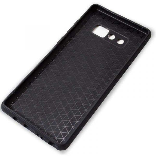 carcasa samsung n950 galaxy note 8 aluminio negro