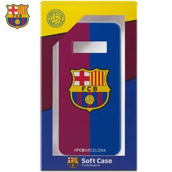 carcasa samsung n950 galaxy note 8 licencia futbol fc barcelona blaugrana
