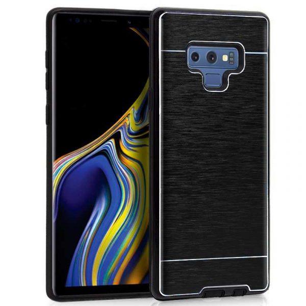 Carcasa Samsung N960 Galaxy Note 9 Aluminio Negro 1