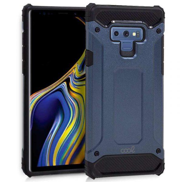 carcasa samsung n960 galaxy note 9 hard case azul 1