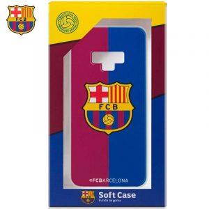 carcasa samsung note 9 licencia futbol fc barcelona blaugrana 1