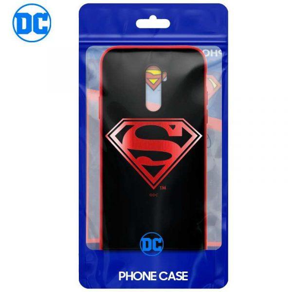 carcasa xiaomi pocophone f1 licencia dc superman 1