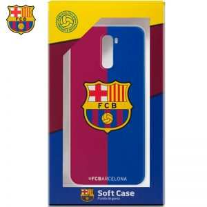 carcasa xiaomi pophone f1 licencia futbol fc barcelona blaugrama 1
