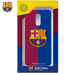 carcasa xiaomi redmi 5 licencia futbol fc barcelona blaugrana 1