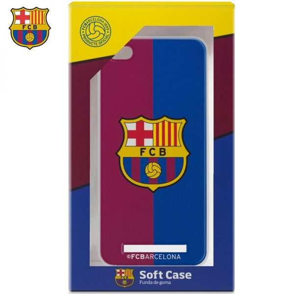 carcasa xiaomi redmi 5a licencia futbol fc barcelona blaugrana 1