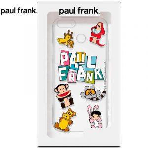 Carcasa Xiaomi Redmi 6 / 6A Licencia Paul Frank Animals 3