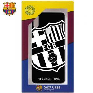 carcasa xiaomi redmi s2 licencia futbol fc barcelona negro 1