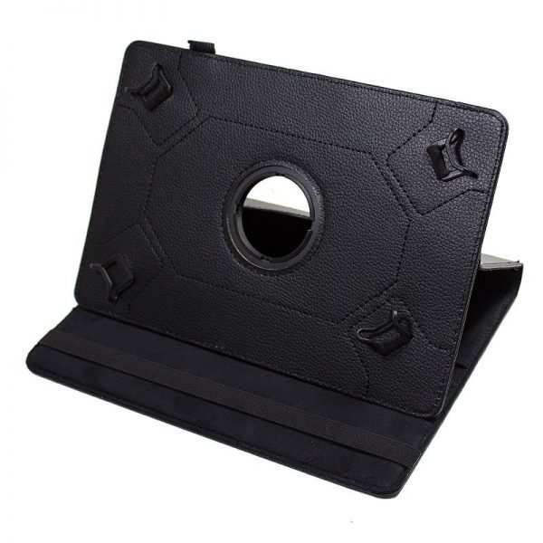 funda ebook tablet 10 pulgadas polipiel giratoria negro 1