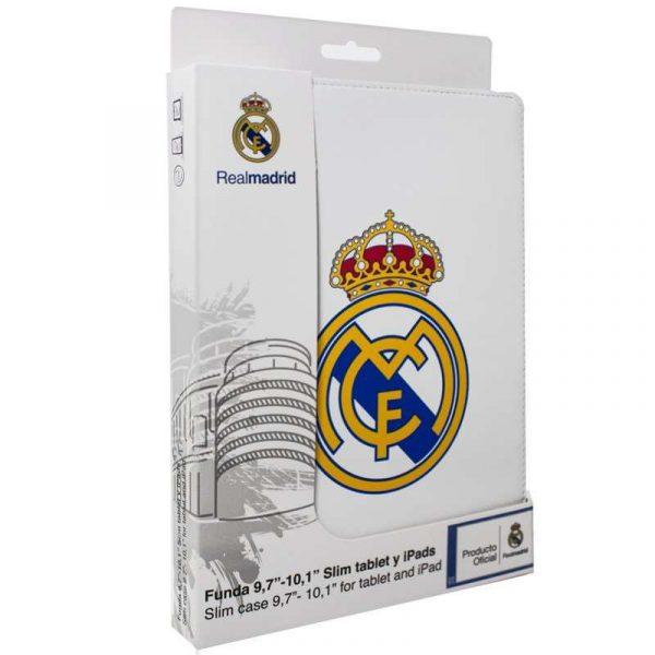 funda ebook tablet 10 pulgadas universal licencia futbol real madrid cf
