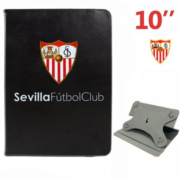 funda ebook tablet 10 pulgadas universal licencia futbol sevilla fc 2