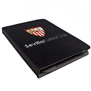 funda ebook tablet 10 pulgadas universal licencia futbol sevilla fc