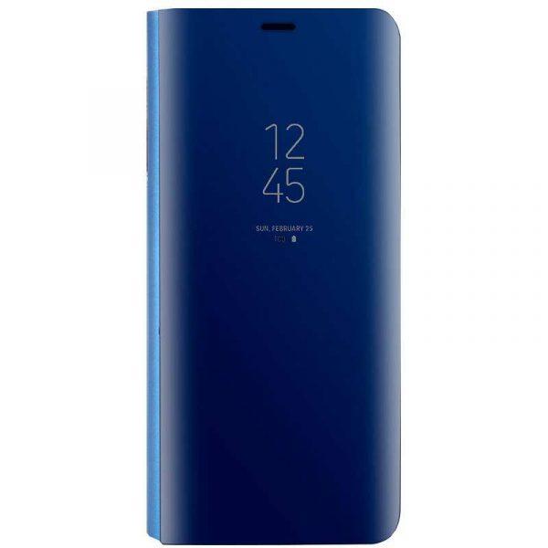Funda Flip Cover Samsung G960 Galaxy S9 Clear View Azul 1
