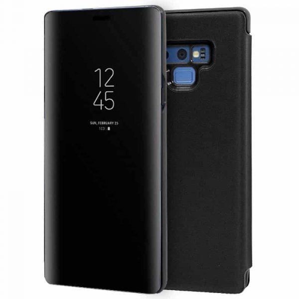 Funda Flip Cover Samsung N960 Galaxy Note 9 Clear View Negro 1