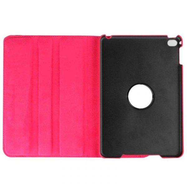 funda ipad mini 4 polipiel rosa 1