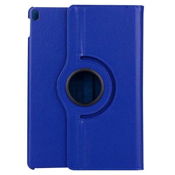 funda ipad pro 105 pulg giratoria polipiel azul 1